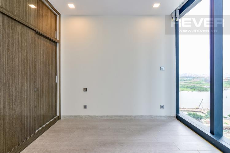 Phòng Ngủ 1 Officetel Vinhomes Golden River 2 phòng ngủ view sông tầng cao A2