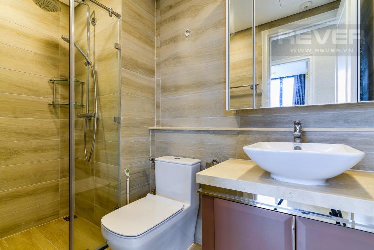 Phòng Tắm 1 Căn hộ Vinhomes Golden River tầng thấp, tháp Aqua 1, 2 phòng ngủ, view sông