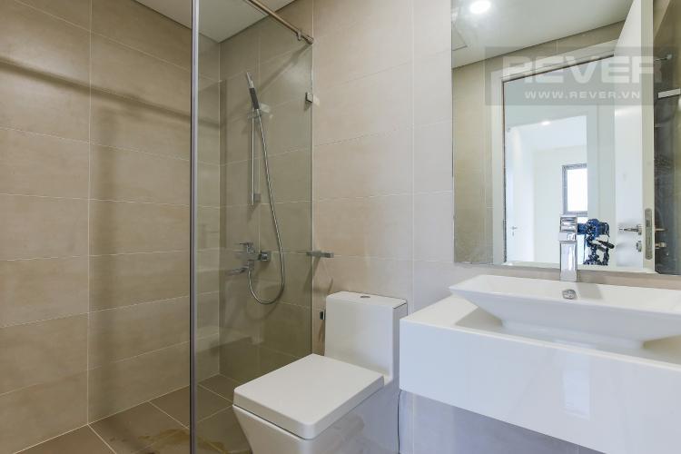 Phòng Tắm 2 Căn hộ Masteri Millennium tầng trung, block A, 2 phòng ngủ, view sông