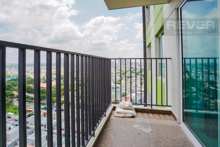 Ban Công Bán căn hộ Vista Verde 2PN, tầng trung, tháp T1, view nội khu và cảnh Quận 2 thoáng mát