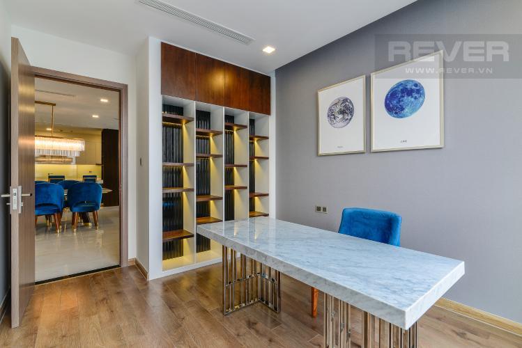 Phòng Ngủ 3 Căn góc Vinhomes Central Park tầng cao Park 2 thiết kế đẹp, tiện nghi