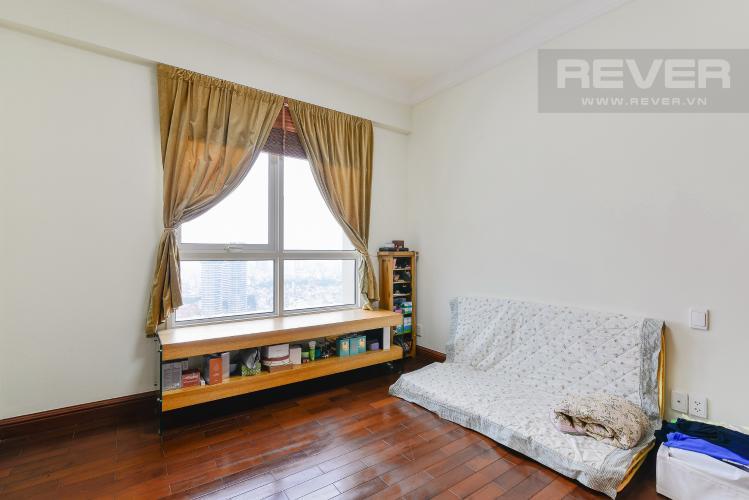 Phòng Ngủ 4 Căn hộ The Manor 4 phòng ngủ tầng cao tháp G đầy đủ tiện nghi