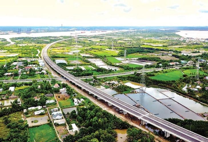 """Bất động sản Nhơn Trạch """"ăn theo"""" loạt dự án giao thông nghìn tỷ kết nối với TP.HCM"""