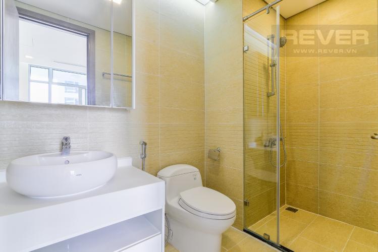 Phòng tắm Căn hộ Vinhomes Central Park tầng cao P7 thiết kế đẹp 3 phòng ngủ