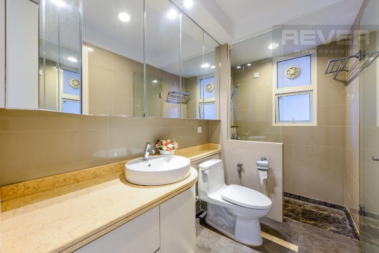 phòng tắm 2 Căn góc Saigon Pearl 3 phòng ngủ tầng thấp tòa Topaz 1