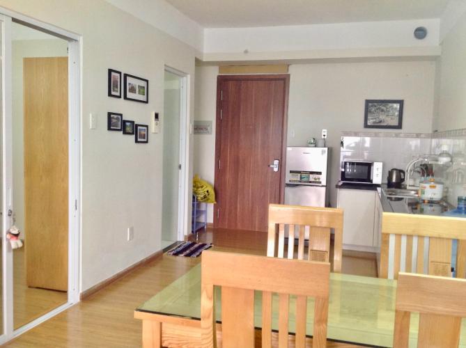 Cho thuê căn hộ Flora Anh Đào 2PN, diện tích 54m2, đầy đủ nội thất