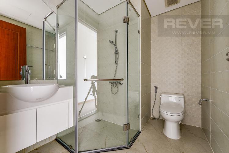 Phòng tắm 3 Căn hộ Vinhomes Central Park 4 phòng ngủ tầng cao C1 view sông
