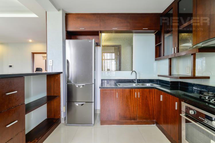 Nhà Bếp Căn hộ The Panorama 3 phòng ngủ tầng trung view sông