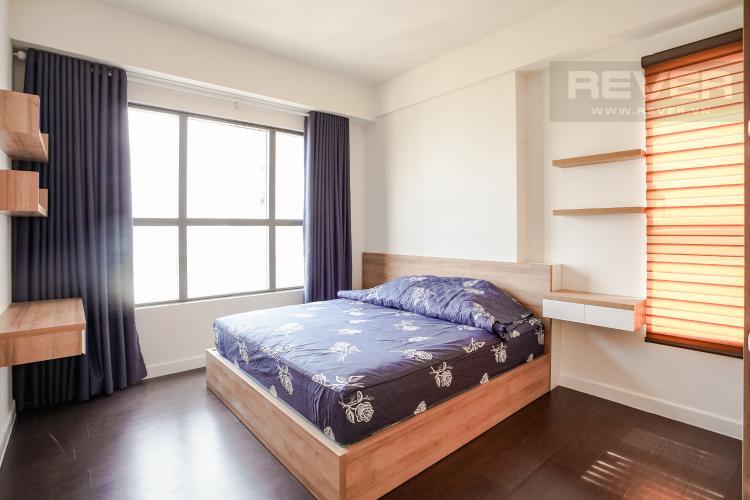 Phòng Ngủ 1 Cho thuê căn hộ The Sun Avenue 3PN, block 5, đầy đủ nội thất, view sông mát mẻ