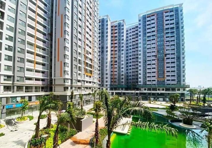 Bán căn hộ Safira Khang Điền 2PN, tầng thấp, diện tích sàn 67m2, nội thất cơ bản