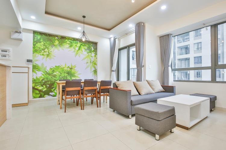 Căn góc Masteri Thảo Điền 2 phòng ngủ tầng trung tòa T2