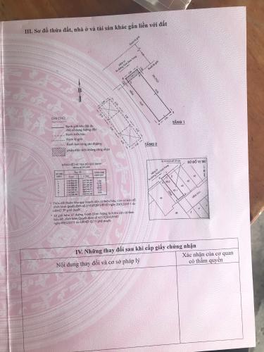 Bản vẽ nhà phố Trịnh Đình Trọng, Quận 11 Nhà phố hướng Tây Bắc, hẻm xe tải 8m, diện tích 42m2.