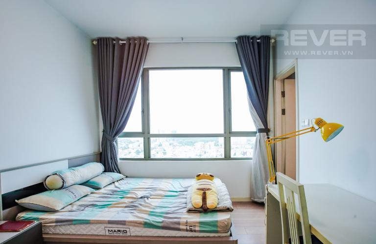 Phòng Ngủ 1 Cho thuê căn hộ Riviera Point 2PN, tầng trung, tháp T4, đầy đủ nội thất, view sông mát mẻ