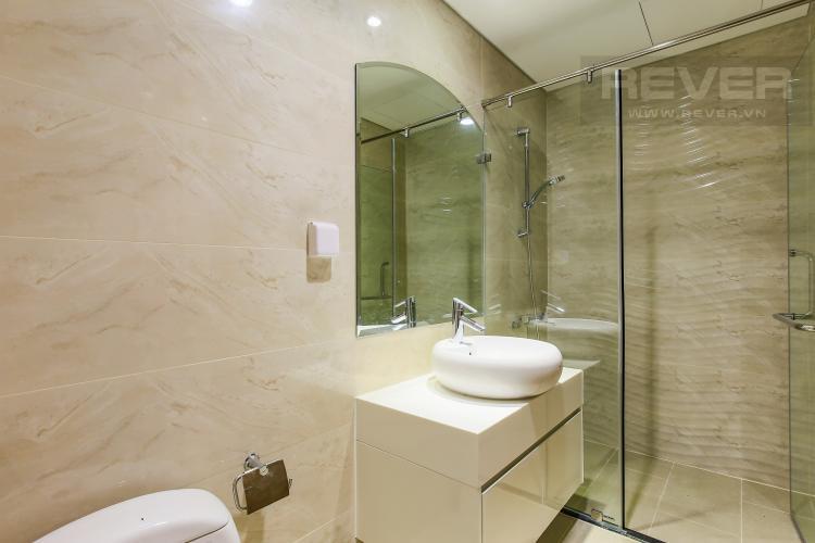 Phòng Tắm 1 Căn hộ Vinhomes Central Park 3 phòng ngủ, tầng trung L3, nội thất đầy đủ