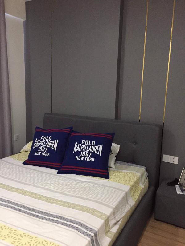 mil0801 1 Bán căn hộ Masteri Millennium 2PN, block A, diện tích 65m2, đầy đủ nội thất
