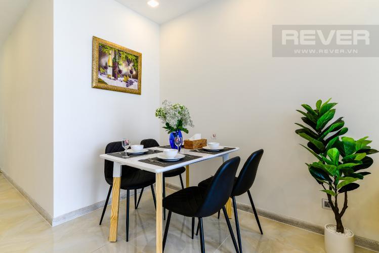 Phòng Ăn Căn hộ Vinhomes Golden River 2PN đầy đủ nội thất view đẹp