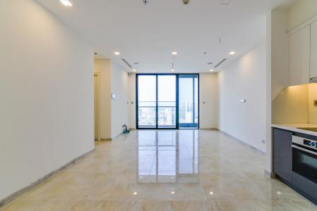 Căn hộ Vinhomes Golden River 2 phòng ngủ tầng cao A1 nhà trống