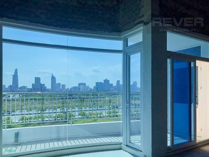 View Cho thuê căn hộ Thủ Thiêm Lakeview 3PN, khu LV1, diện tích 127m2, view Bitexco