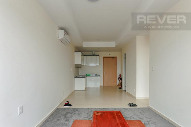 Phòng Khách Căn hộ M-One Nam Sài Gòn 2 phòng ngủ tầng thấp T1 đầy đủ nội thất