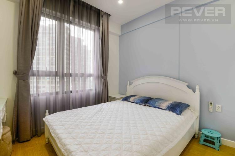 Phòng Ngủ 2 Cho thuê căn hộ Masteri Thảo Điền 2PN tầng cao, nội thất đầy đủ, khu dân cư yên tĩnh