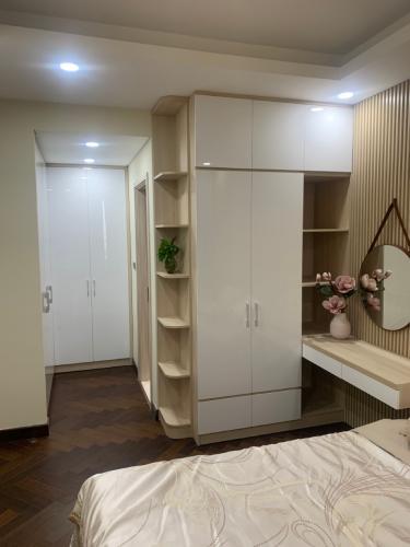 Phòng ngủ căn hộ PHÚ MỸ HƯNG MIDTOWN Cho thuê căn hộ Phú Mỹ Hưng Midtown 2PN, diện tích 89m2, đầy đủ nội thất, hướng ban công Đông Nam