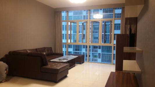 Cho thuê căn hộ The Vista An Phú 3PN, tháp T2, nội thất cơ bản, view nội khu yên tĩnh