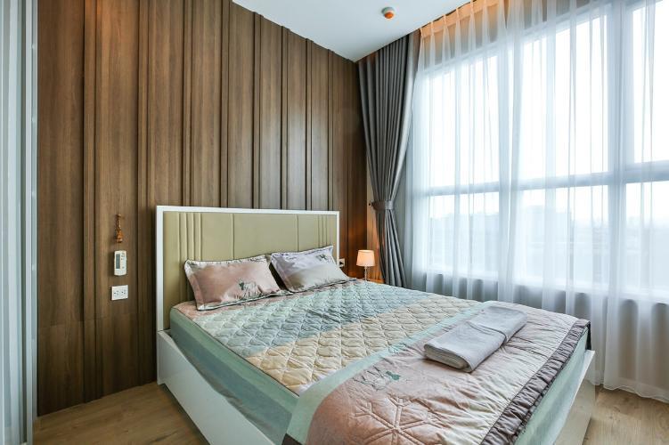 Phòng ngủ Sadora Apartment, Quận 2 Căn hộ tầng trung Sadora Apartment view nội khu mát mẻ.