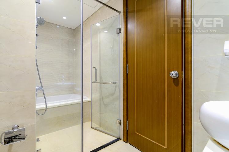 Phòng Tắm 2 Căn hộ Vinhomes Central Park 4PN đầy đủ nội thất, view sông Sài Gòn