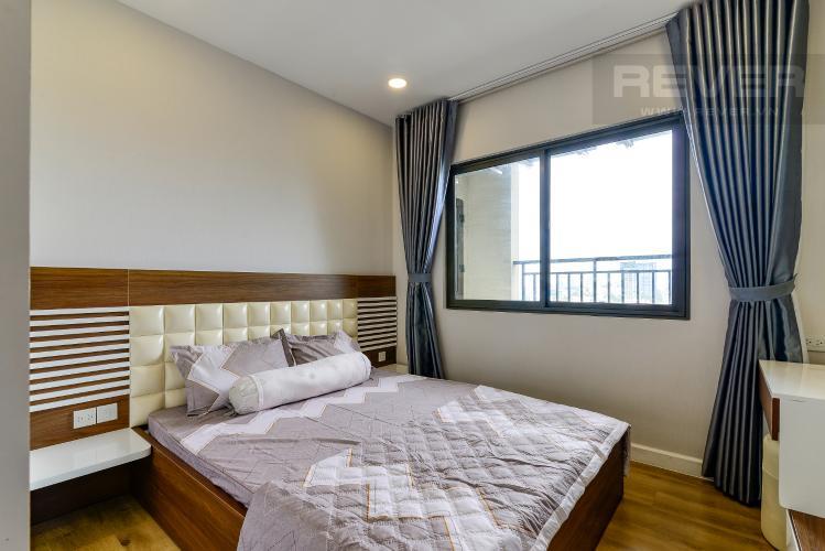 Phòng Ngủ 3 Cho thuê căn hộ Icon 56 3PN, tầng trung, đầy đủ nội thất, view kênh Bến Nghé