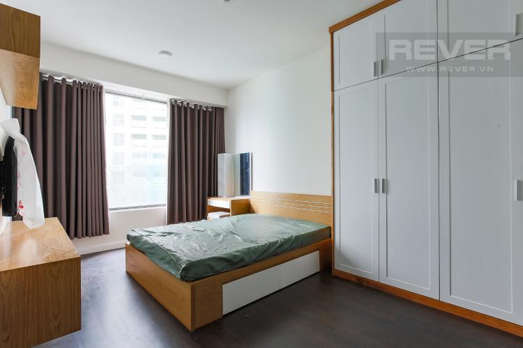 Phòng Ngủ 1 Căn hộ The Tresor 2 phòng  ngủ tầng thấp TS1 hướng Đông Bắc