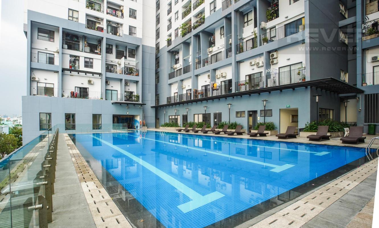 hồ bơi  Cho thuê căn hộ M-One Nam Sài Gòn 3PN, tầng 9, tháp T1, đầy đủ nội thất, view thoáng