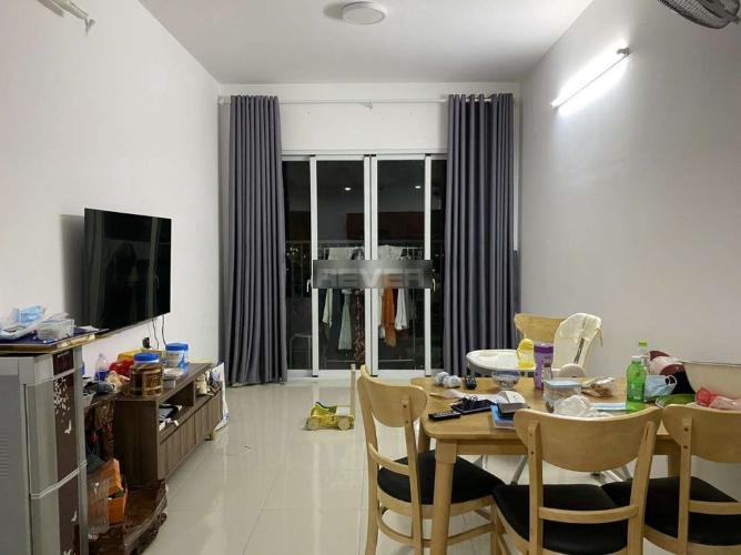Căn hộ Jamona City đầy đủ nội thất tiện nghi, view thành phố.