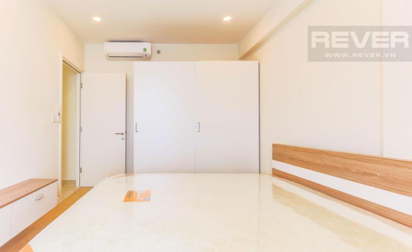 Phòng ngủ chính Căn góc hướng Tây Nam tầng cao T1B Masteri Thảo Điền