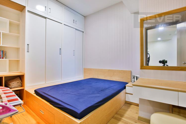Phòng Ngủ 2 Căn hộ Lexington Residence 2 phòng ngủ tầng trung LD nội thất đầy đủ