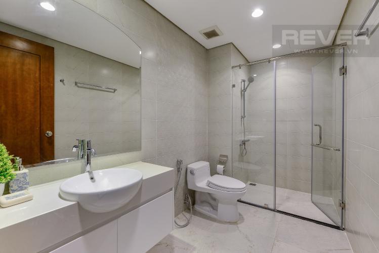 Phòng tắm 1 Căn hộ Vinhomes Central Park 4 phòng ngủ tầng cao C2 view sông