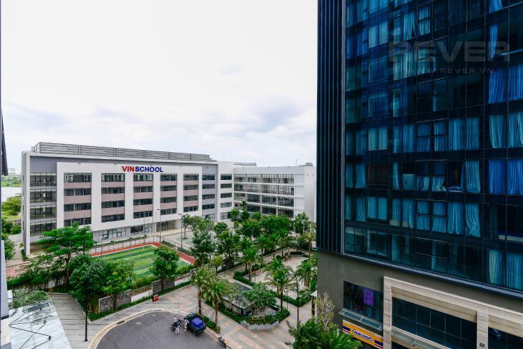 View Cho thuê căn hộ Vinhomes Golden River 2PN, tầng thấp, tháp The Aqua 3, đầy đủ nội thất, view sông thoáng mát
