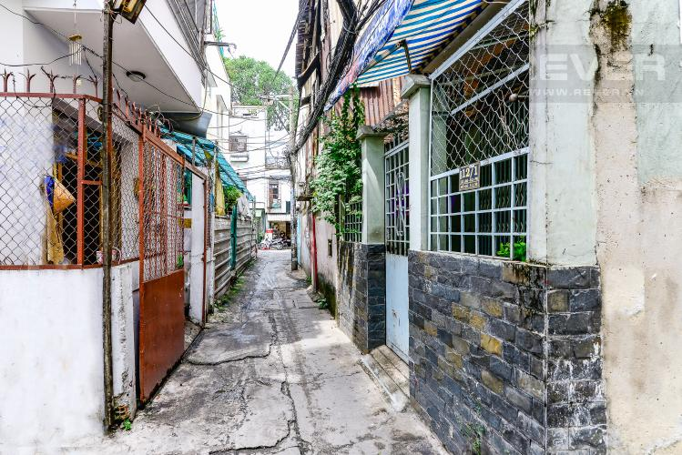 Lộ Giới Nhà phố 6 phòng ngủ hẻm 12 đường Cù Lao Quận Phú Nhuận