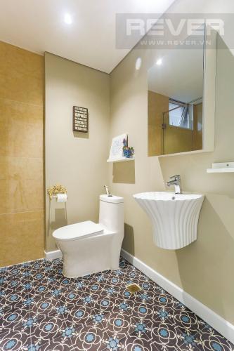 Phòng Tắm 2 Căn hộ Vista Verde tầng trung, tháp Orchid, 3PN