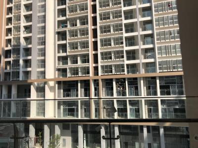 Bán căn hộ 1 phòng ngủ tầng thấp Phú Mỹ Hưng Midtown, diện tích 42.9m2, bàn giao thô.