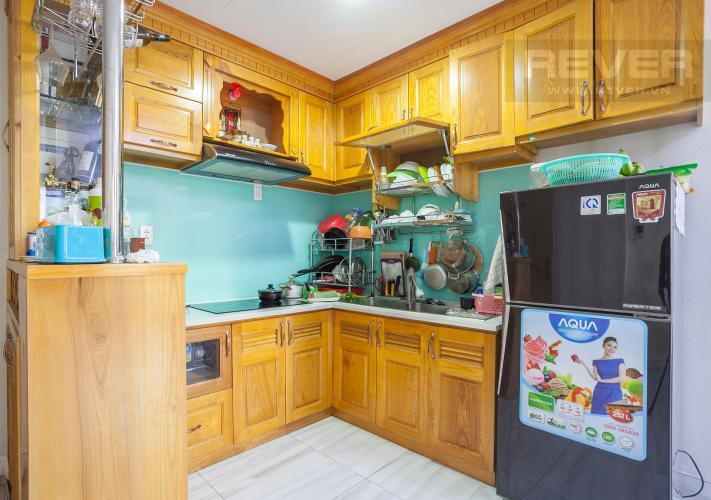 Nhà Bếp Căn hộ Masteri Thảo Điền 2 phòng ngủ tầng thấp T3 đầy đủ tiện nghi