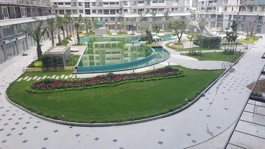 Nội khu căn hộ SAFIRA KHANG ĐIỀN Bán căn hộ Safira Khang Điền 1PN+1, tầng 21, DT 43m2