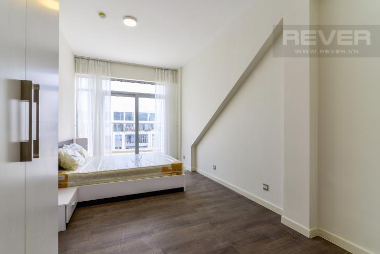 Phòng Ngủ 1 Căn duplex Lux Garden 3PN, nội thất đầy đủ