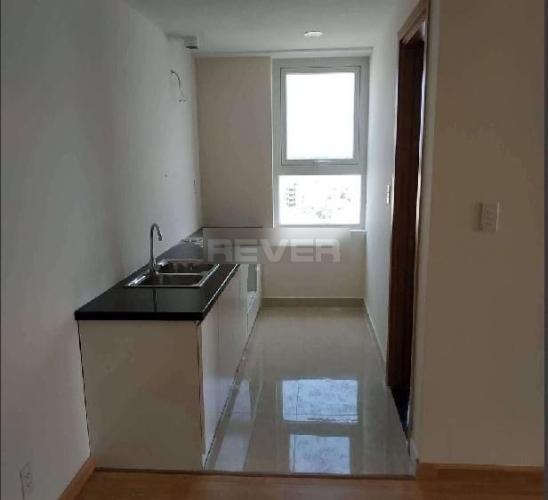 Phòng bếp căn hộ Starlight Riverside, Quận 6 Căn hộ tầng 12 Starlight Riverside nội thất cơ bản, view thành phố.