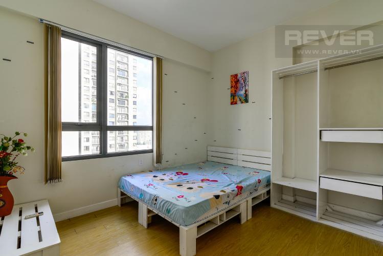Phòng Ngủ 1 Cho thuê căn hộ Masteri Thảo Điền 2PN, tầng trung, tháp T3, đầy đủ nội thất, view hồ bơi