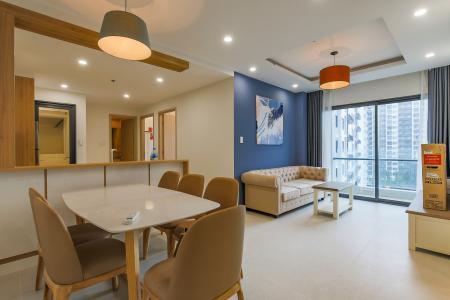 Căn hộ New City Thủ Thiêm 3PN, đầy đủ nội thất, có thể dọn vào ở ngay
