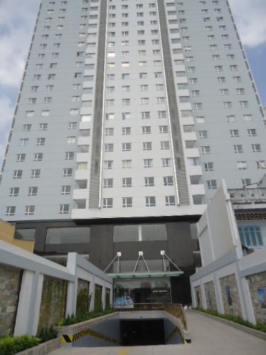 Chung cư BMC, Quận 1 Căn hộ chung cư BMC tầng cao, view thành phố sầm uất.
