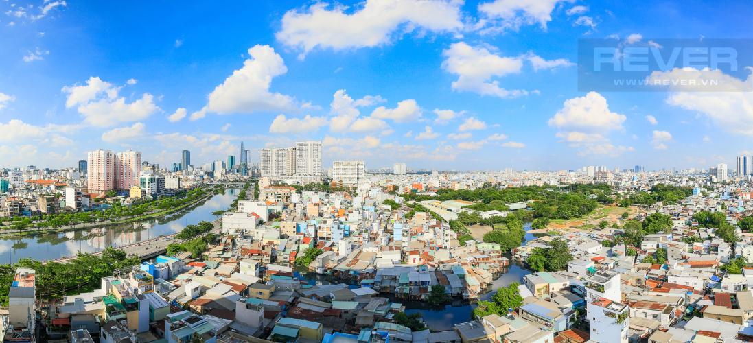 View Bán và cho thuê căn hộ Grand Riverside 1PN, đầy đủ nội thất, view đẹp
