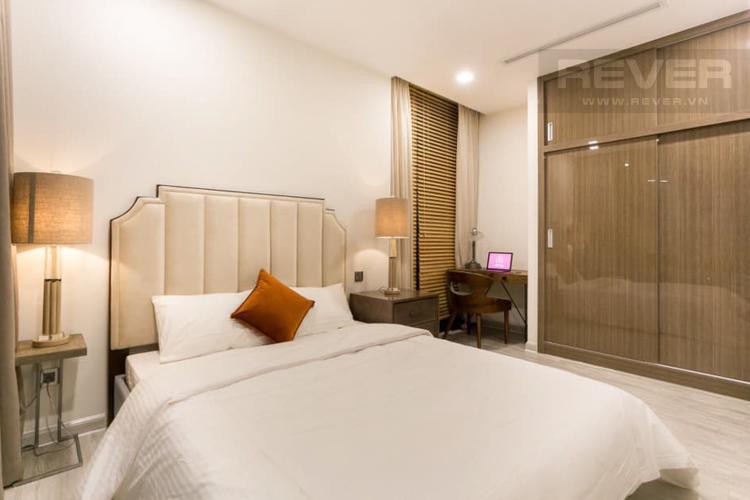 Phòng Ngủ 1 Cho thuê căn hộ Vinhomes Golden River 3PN, tháp The Luxury 6, view thành phố tuyệt đẹp