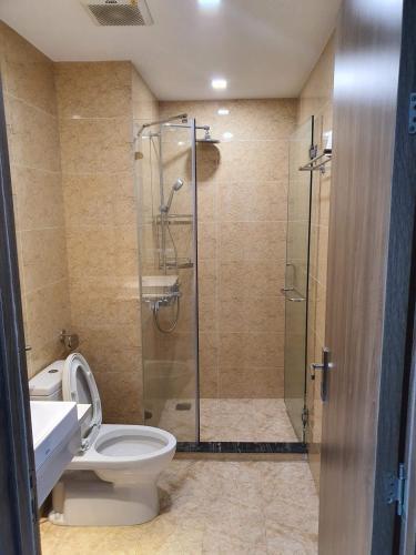 Toilet The Gold View, Quận 4 Căn hộ The Gold View tầng thấp, nội thất sang trọng.