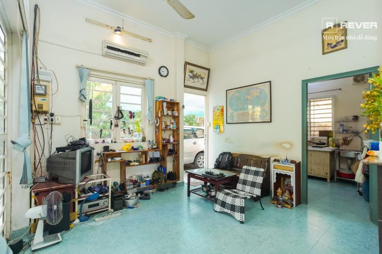 Phòng khách nhà phố Quận 7 Bán nhà hẻm Trần Xuân Soạn, Quận 7, sổ đỏ, hướng Đông Nam, cách cầu Kênh Tẻ 1km